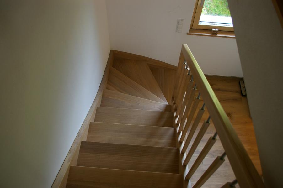 Holz Treppen Vinschgau Suedtirol Stiegen Treppenrestaurationen Treppenmanufaktur Karpoforus (1)